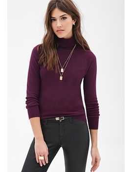 raglan-turtleneck by forever-21