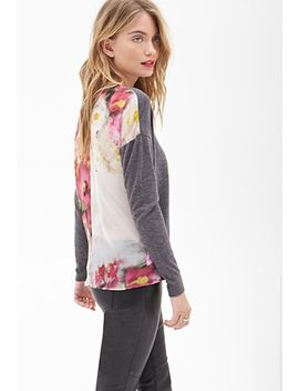 watercolor-paneled-sweater by forever-21