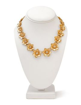 blooming-chain-necklace by forever-21