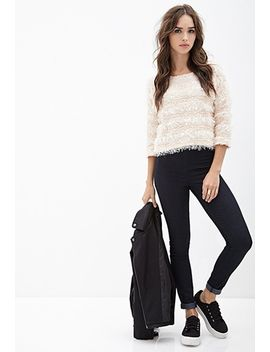 high-waist---seamless-skinny-jeans by forever-21