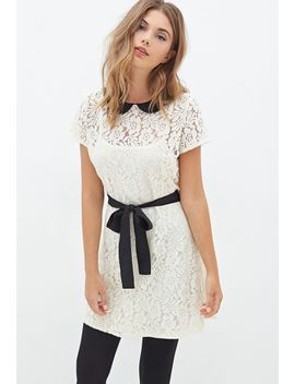 peter-pan-collar-lace-dress by forever-21