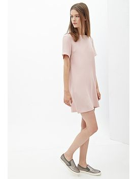 zippered-shift-dress by forever-21