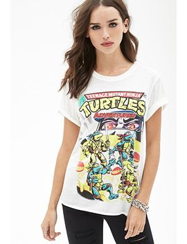 tmnt-graphic-tee by forever-21