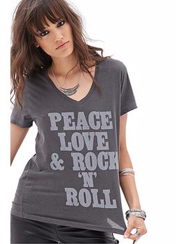 rock-n-roll-tee by forever-21