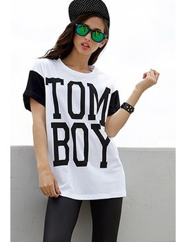 tom-boy-boyfriend-tee by forever-21