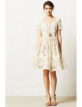ivoire-dress by anthropologie