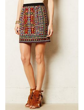 espejo-stitched-skirt by tolani