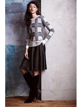 adaira-tweed-skirt by anthropologie