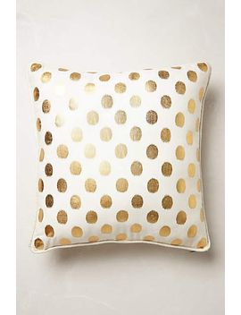 luminous-dots-pillow by anthropologie
