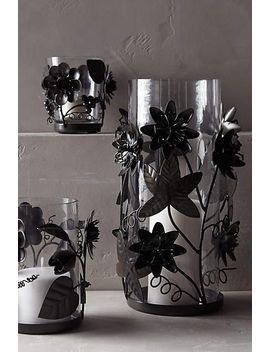 shadow-cast-candle-holder by anthropologie