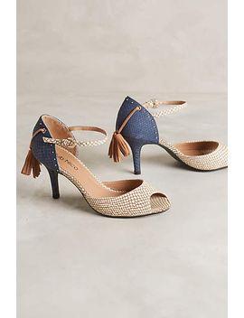 tassel-heel-peep-toes by klub-nico