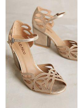 floristry-cutwork-heels by klub-nico