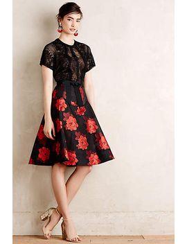 castilian-rose-dress by byron-lars