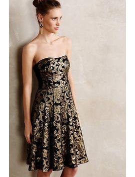 byzantine-dress by nanette-lepore