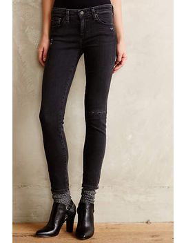 ag-stevie-ankle-distressed-jeans by anthropologie