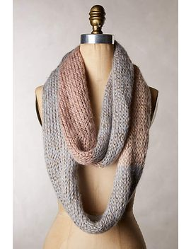 sequin-colorblock-infinity-scarf by anthropologie