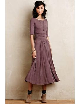 jersey-midi-dress by bordeaux