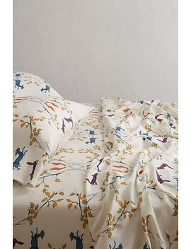 creature-hideaway-sheet-set by anthropologie