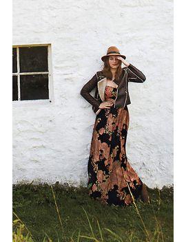 rosalind-velvet-gown by erin-erin-fetherston