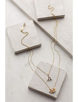 petal-&-bud-layered-necklace by anthropologie