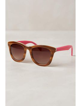 sea-song-cat-eye-sunglasses by anthropologie