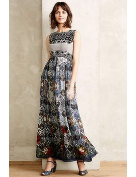 frost-cover-maxi-dress by anthropologie