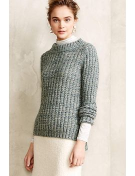 waffle-stitch-pullover by field-flower-by-wendi-reed