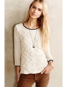 mirabelle-pullover by anthropologie