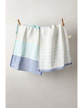 pastry-stripe-dishtowels by anthropologie