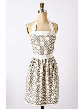 hattie-apron by anthropologie