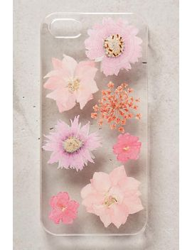 pressed-larkspur-iphone-5-case by anthropologie