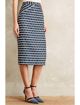 bluepoint-pencil-skirt by anthropologie