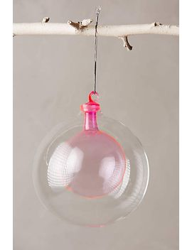 double-bubble-ornament by anthropologie