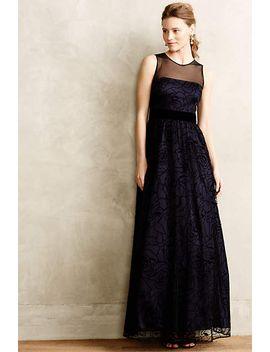 lavinia-gown by anthropologie