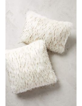 faux-fur-pillow by anthropologie