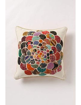 orimono-pillow,-flower by anthropologie