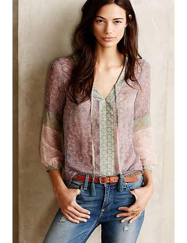 patchworked-silk-peasant-top by gypsy05