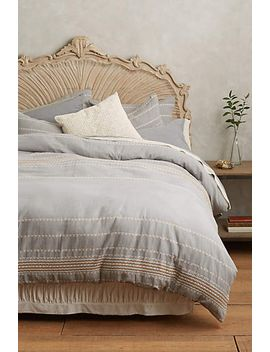coyuchi-rippled-stripe-duvet by coyuchi