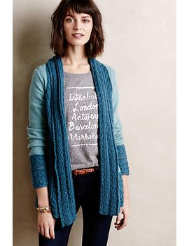 regan-mix-stitch-cardigan by knitted-&-knotted