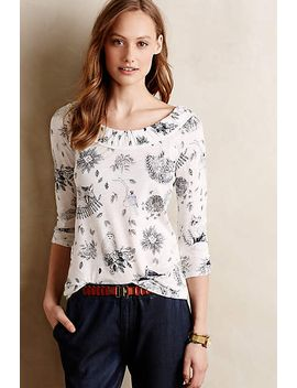 creature-comforts-tee by anthropologie