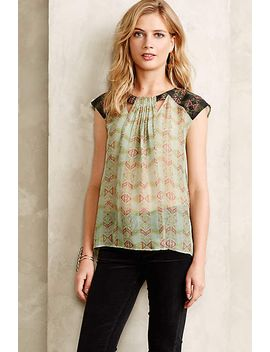 pastora-blouse by anthropologie