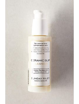 sunday-riley-ceramic-slip-cleanser by anthropologie
