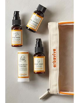 erbaviva-baby-travel-kit by anthropologie