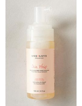 one-love-organics-chia-whip-foam-cleanser by anthropologie
