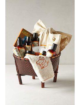 erbaviva-baby-gift-basket by anthropologie