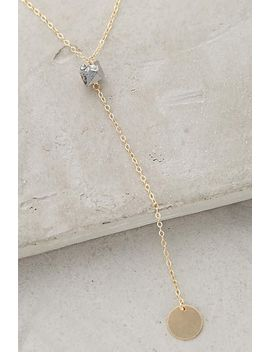 jeweled-timepiece-necklace by anthropologie