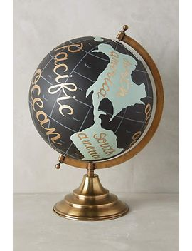 handpainted-wanderlust-globe by 1canoe2