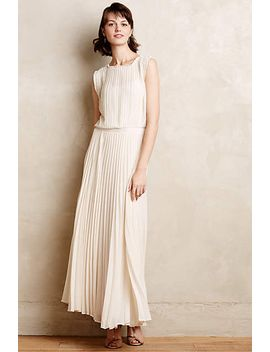 icepleat-maxi-dress by bordeaux