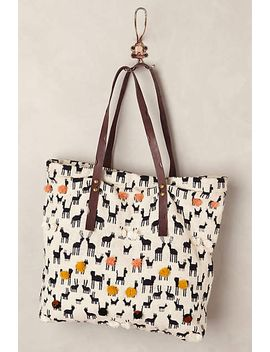 pommed-herd-tote by anthropologie
