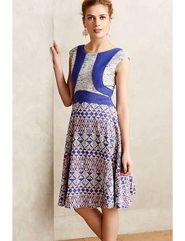 layered-gem-dress by anthropologie